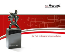 Swiss Award Corporate Communications