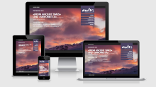 Responsive Website aulos.ch